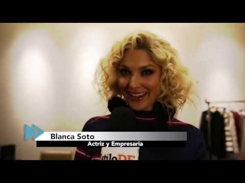 Blanca Soto Making Of Portada Revista Estilo DF 02-Dic-16