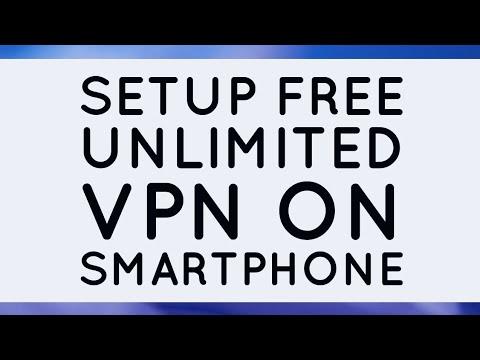VPNBOOK | Setup FREE Unlimited VPN On Smartphone