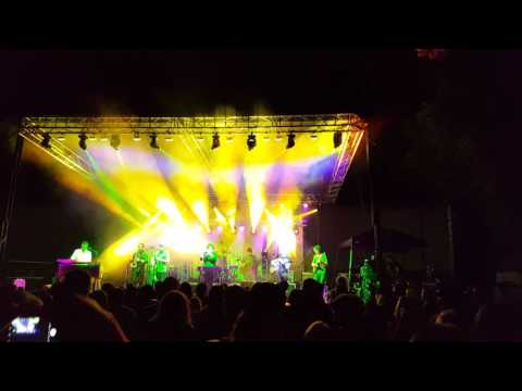 Euforquestra ft. Fareed Haque @ Camp Euforia 2016