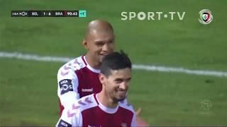 Goal   Golo Rui Fonte: Belenenses 1-(7) SC Braga (Liga 19/20 #15)