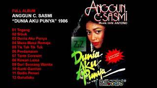 ANGGUN C SASMI 1986 Dunia AKu Punya (Full Album)