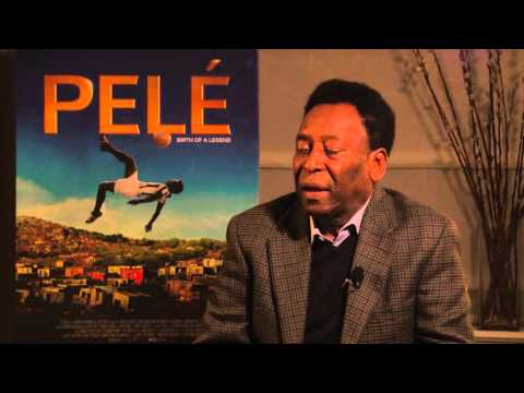 Behind-the-Scenes with 'Pelé: Birth of...