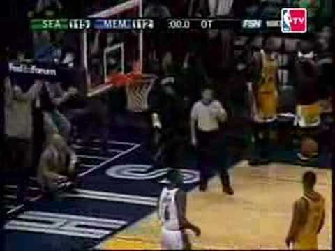 Nba Top 10 Clutch Shots 2006-2007
