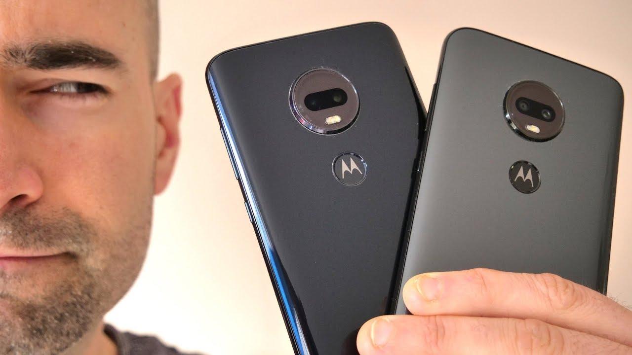 Motorola Moto G7 Plus vs Moto G7 | Camera Comparison