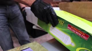 Unboxing of SuperCloset's SuperBox