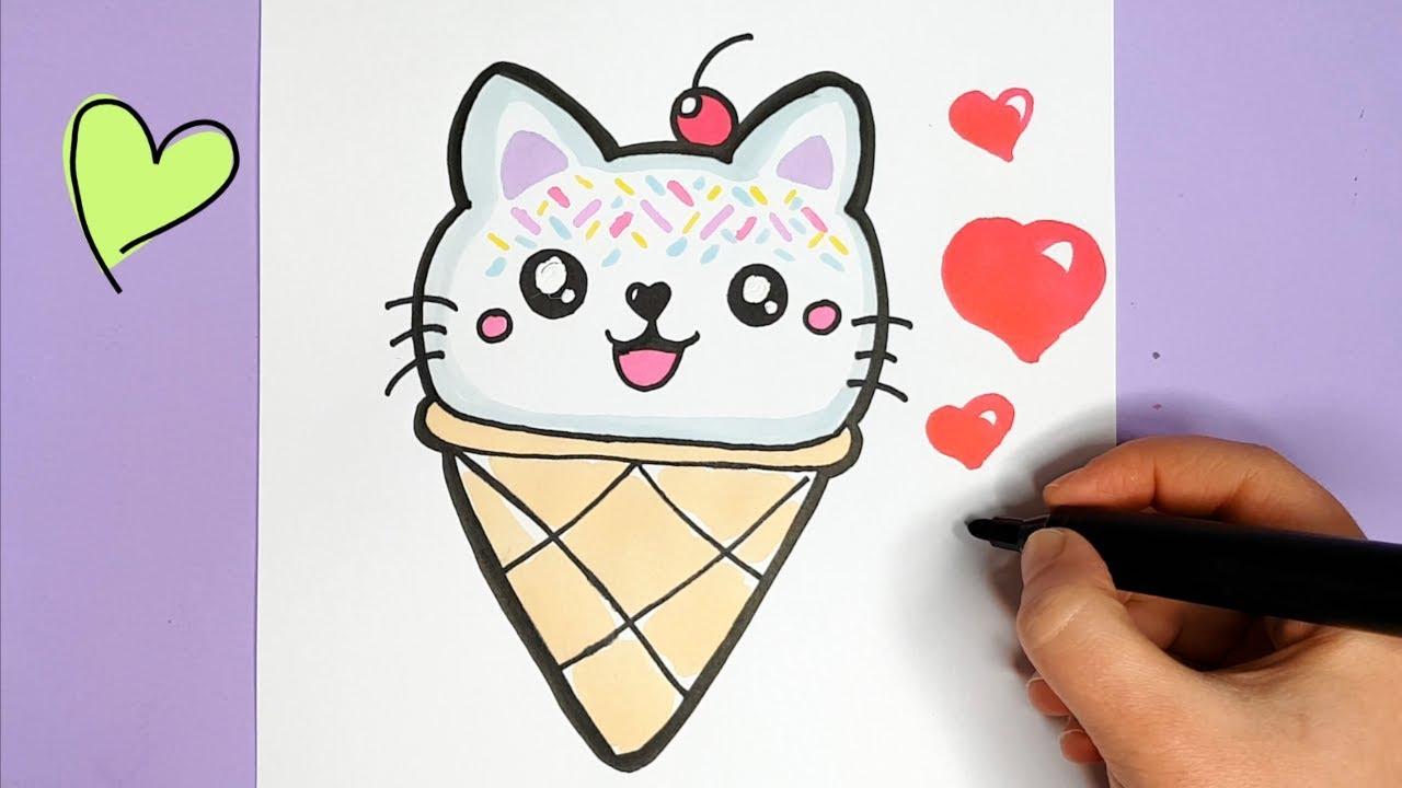 Kawaii Tiere Zeichnen