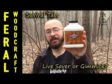 Survival Tabs - Life Saver or Gimmick?