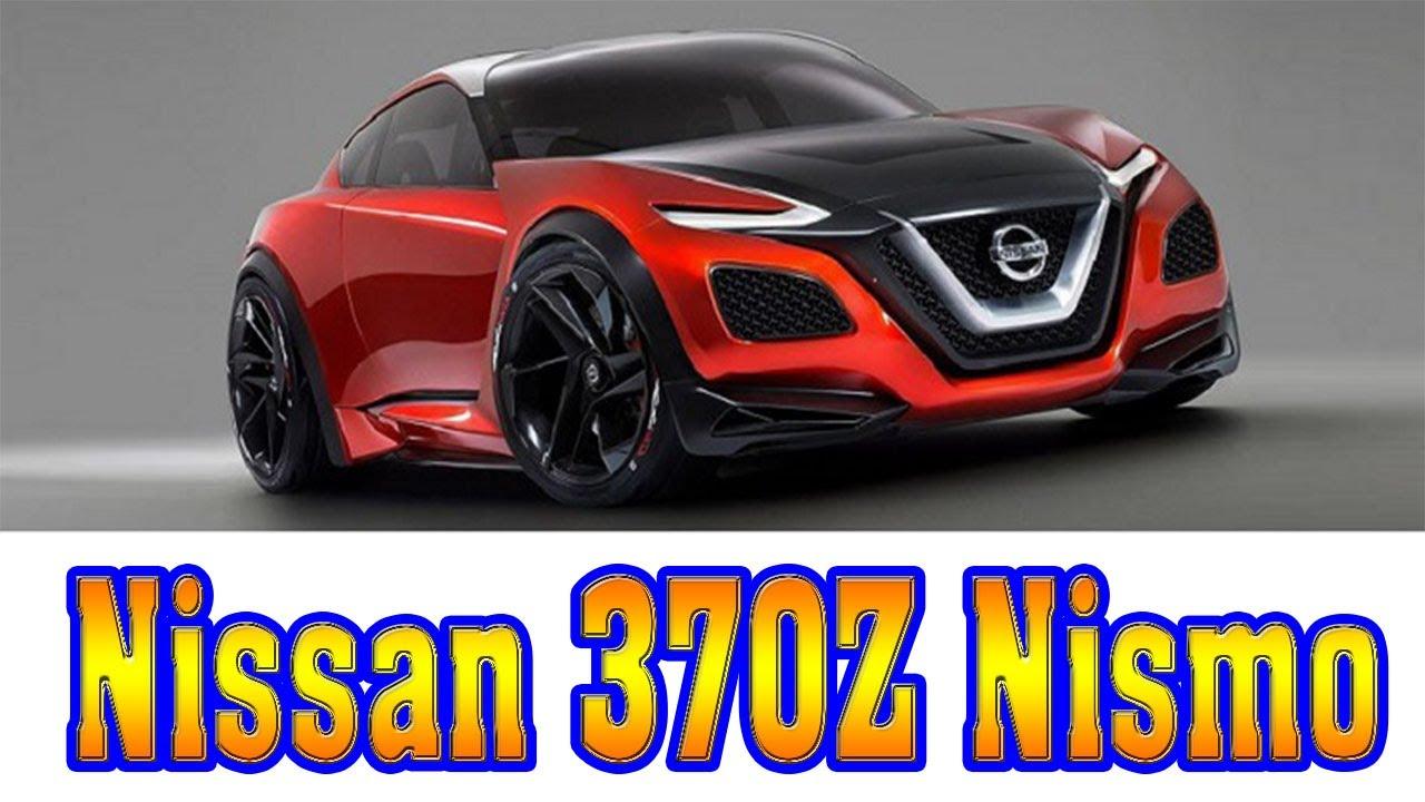 2019 Nissan 370z Nismo 2019 Nissan 370z Nismo Changes 2019
