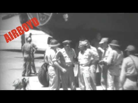 B-29 Footage - Operation Crossroads (1941)