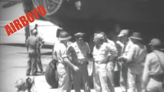 B-29 Footage - Operation Crossroads (1941)
