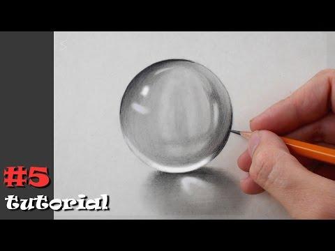 Как нарисовать шар? elHow