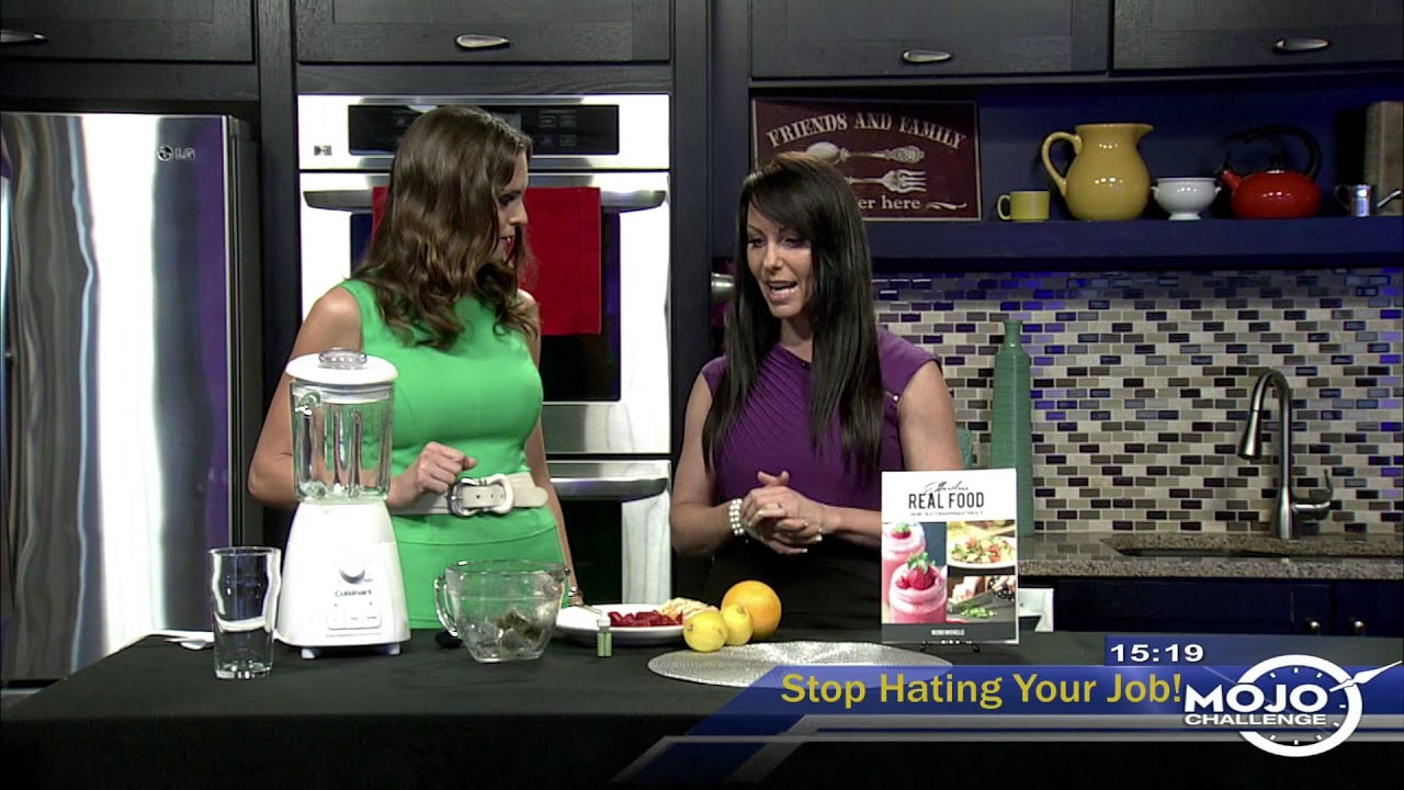 Food Therapy: Wendi Michelle Offers a Simple Start To Your Day ...
