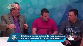 Décima primeira edição do jogo das saias abrirá o carnaval do Bairro Luiz Alves de Freitas