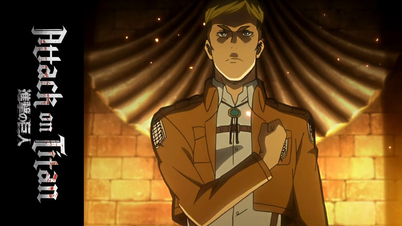 Attack on Titan: 105th Cadet Corps - Enlist Now! - YouTube