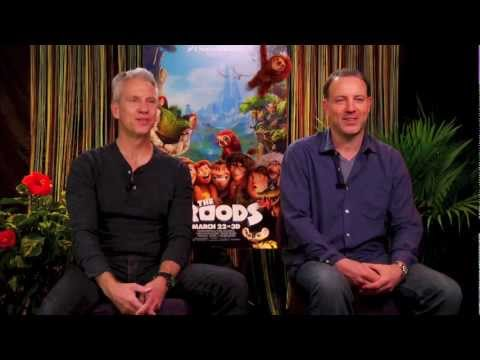 The Croods Directors Kirk De Micco and Chris Sanders Discuss The New Film