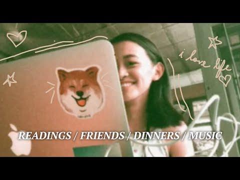 college fun and Ed Sheeran 🎒➗  (life & uni vlog) ⭐️ nikki vicente