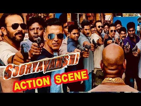 Sooryavanshi से Akshay Kumar और Rohit Shetty की ACTION Scene की Photo हुई Leak | Hyderabad Wrap Up Mp3