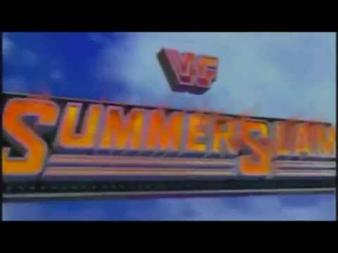 WWF SummerSlam 1990-1994 Full Theme Song