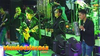 VIDEO: GRUPO BRYNDIS ENGANCHADOS (en VIVO)
