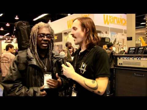 NAMM 2011: Blackbyrd McKnight Interview