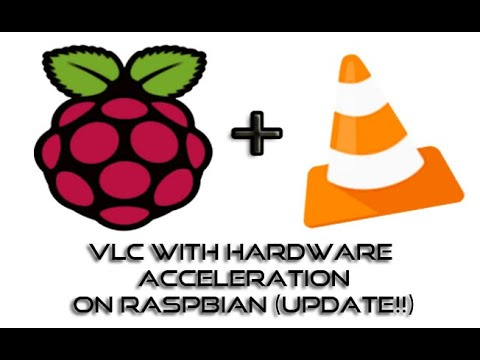 VLC on Raspberry pi 3!!! upgrade!!