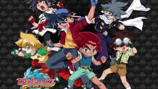 Beyblade Soundtrack - Rise Above The Storm