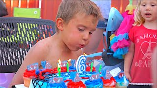 Repeat youtube video BROCK'S 6th BiRTHDAY BASH!