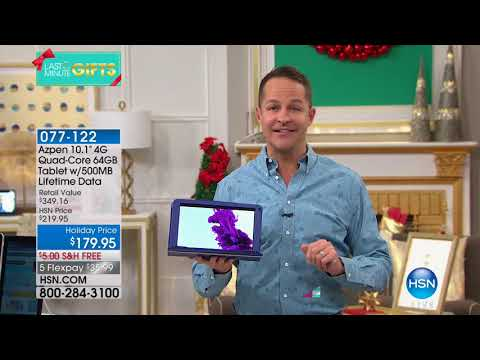 HSN | Electronic Gifts 12.17.2017 - 10 PM