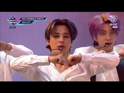 Mnet - BTS Comeback Black Swan+On [Live]