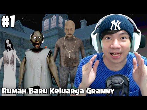 Rumah Baru Keluarga Granny - Granny 3 Indonesia - Part 1