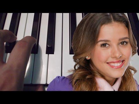 Llevame Despacio / Paulina Goto / Piano Tutorial / Cover / Notas Musicales