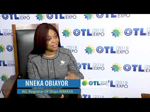 NNEKA OBIAYOR, Ag. Head, Ship Registry, NIMASA