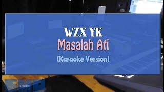 Hip Hop Dut NDX AKA - Masalah Ati (KARAOKE TANPA VOCAL)