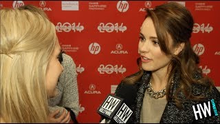 Rachel McAdams Shares Favorite 'Mean Girls' Line & Chats New Film -- Sundance 2014
