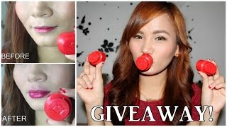 NO SURGERY Lip Enhancer GIVEAWAY!! ❥ | Fullips