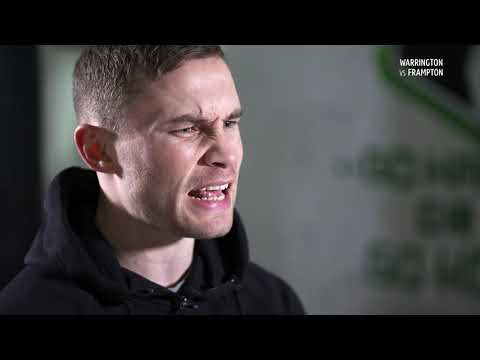 "Carl Frampton one-on-one interview | ""I'm sick of hearing about Warrington's win over Selby!"""
