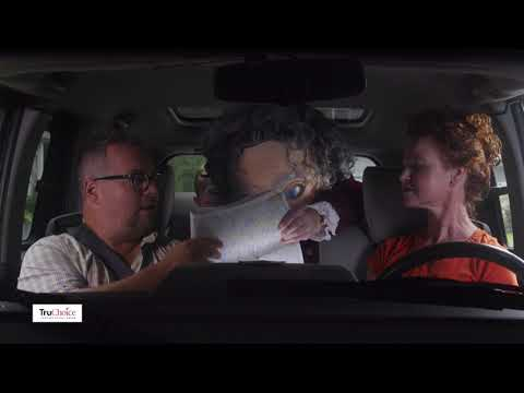 TruChoice Federal Credit Union - Benjamin Franklin gives directions in the car!
