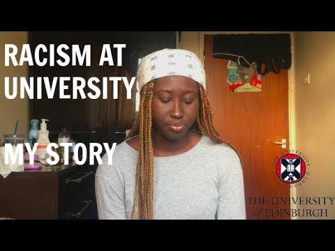 IS EDINBURGH UNIVERSITY RACIST? MY STORY | HADDY JENG