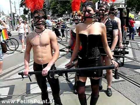 Regenbogenparade 2009 -- Fetisch & BDSM