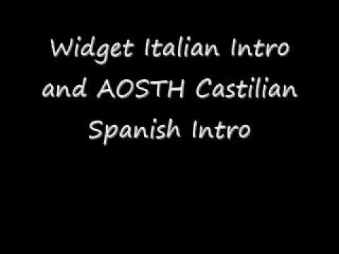 Difference between Spanish and Italian