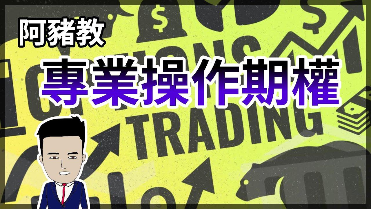 專業 Trader 教入門期權操作