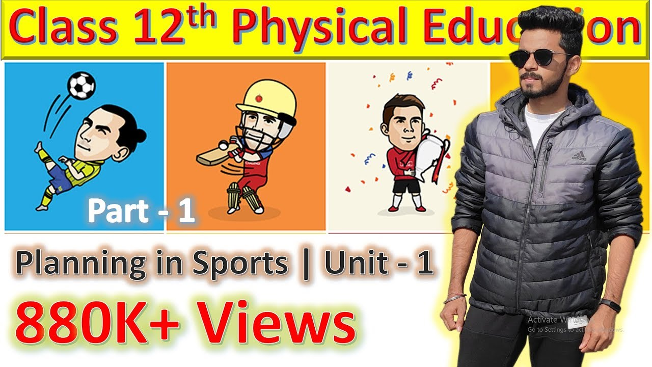 Vishwas Physical Education Book Class 11 Pdf
