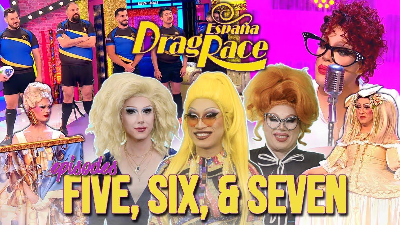 IMHO | Drag Race España Episodes 5, 6, & 7 Review!