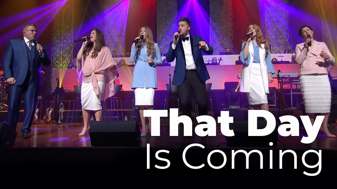 That Day Is Coming   The Collingsworth Family   Official Performance Video