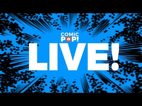 ComicPOP Live Sixty Thousand Subscriber Special