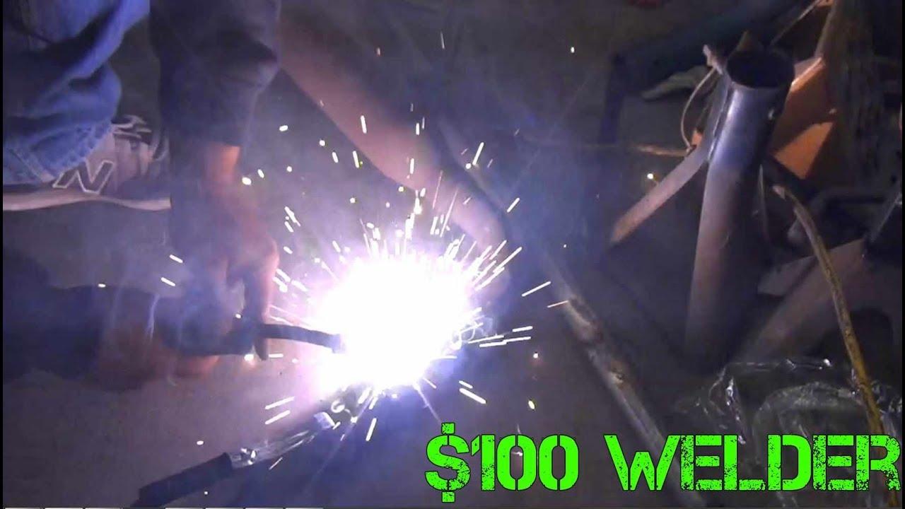 How Well Does A $100 Welder Work?