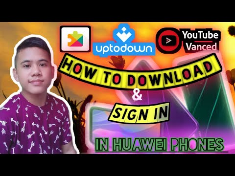 Huawei Y6P| How to Install Youtube Vanced| Sign In / Log in Issue Fix
