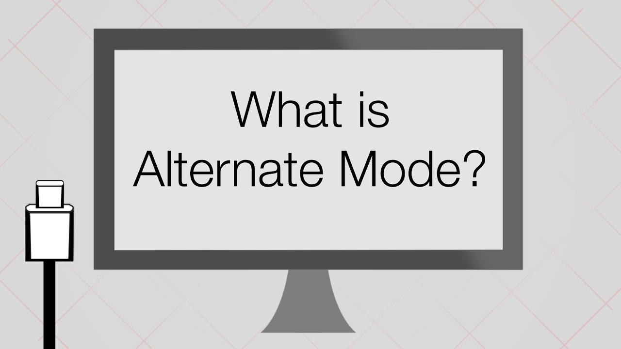 What is Alternate Mode in USB Type-C? - Explanation Video from Silicon Labs