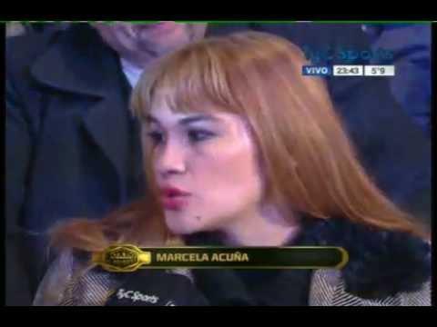Marcela ACUÑA & Erica FARIAS - INTERVIEW - 19 Jul 2013
