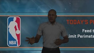 NBA 2K15 PS4 My Career - Coaching 101!